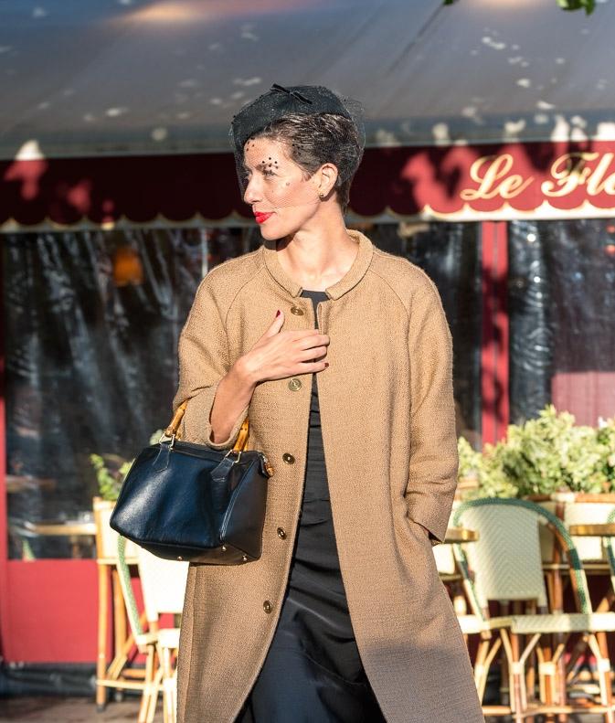 Marquis Paris - Fashion Paris - Juin 2017 - Bibi noir