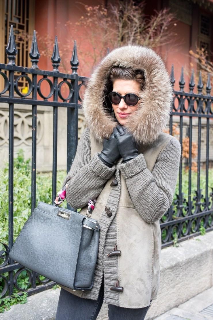 Promenade Paris Chic : veste Loro Piana