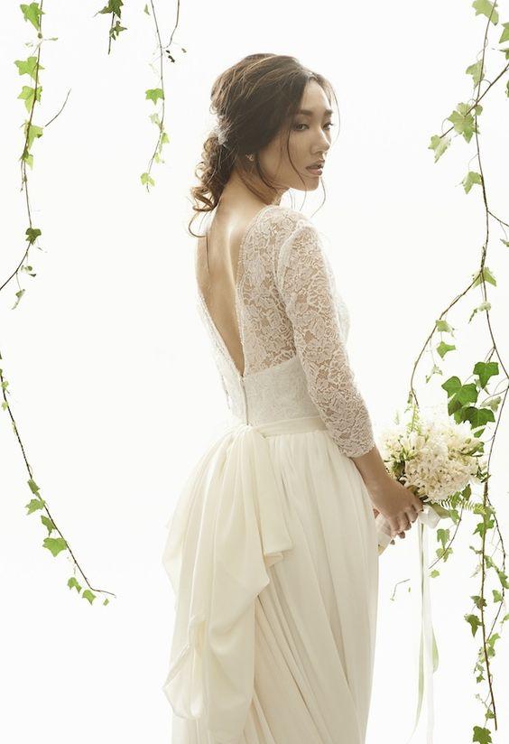 DIYCouture : Faire sa robe de mariée 1/2