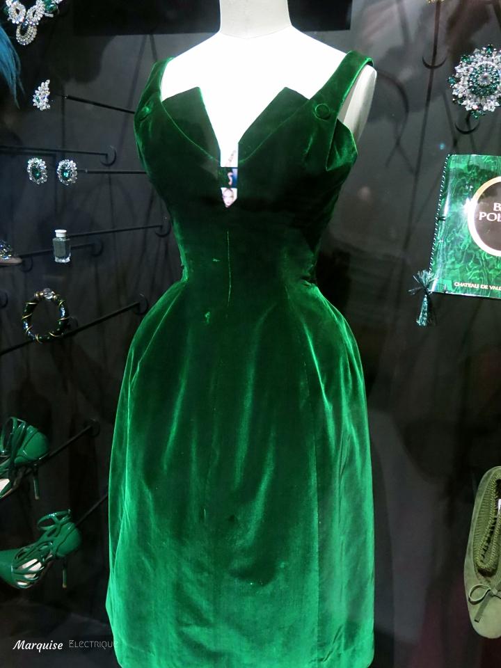 robe dior couture expo