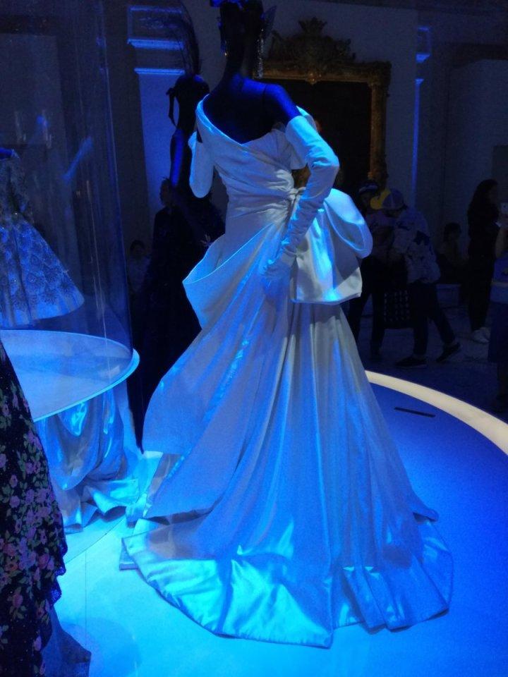 robe dior couture