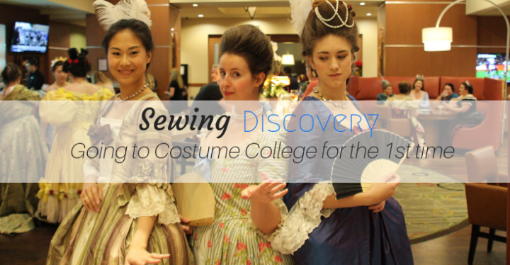 sewing costumes