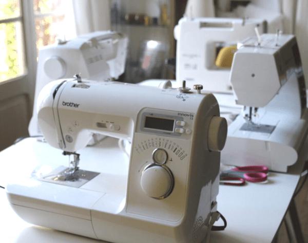 cours de couture rentrée 2021 Barcelone