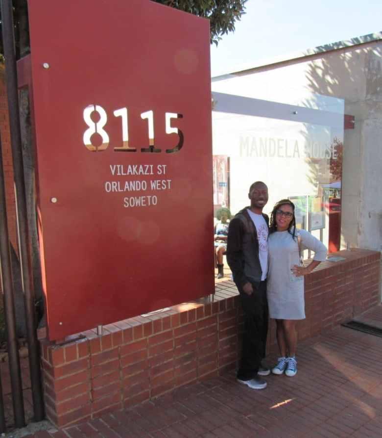 South Africa Travel Guide: Mandelas House