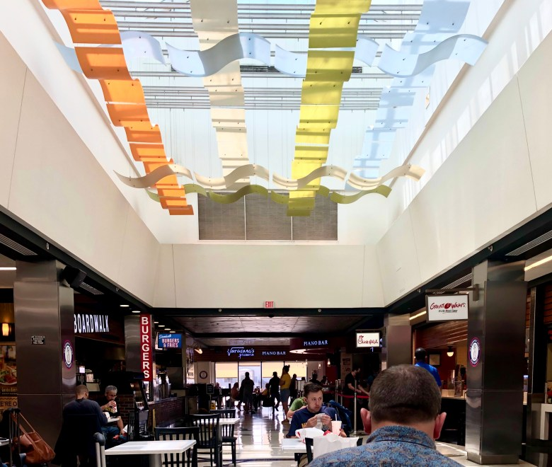 Atlanta Airport During COVID