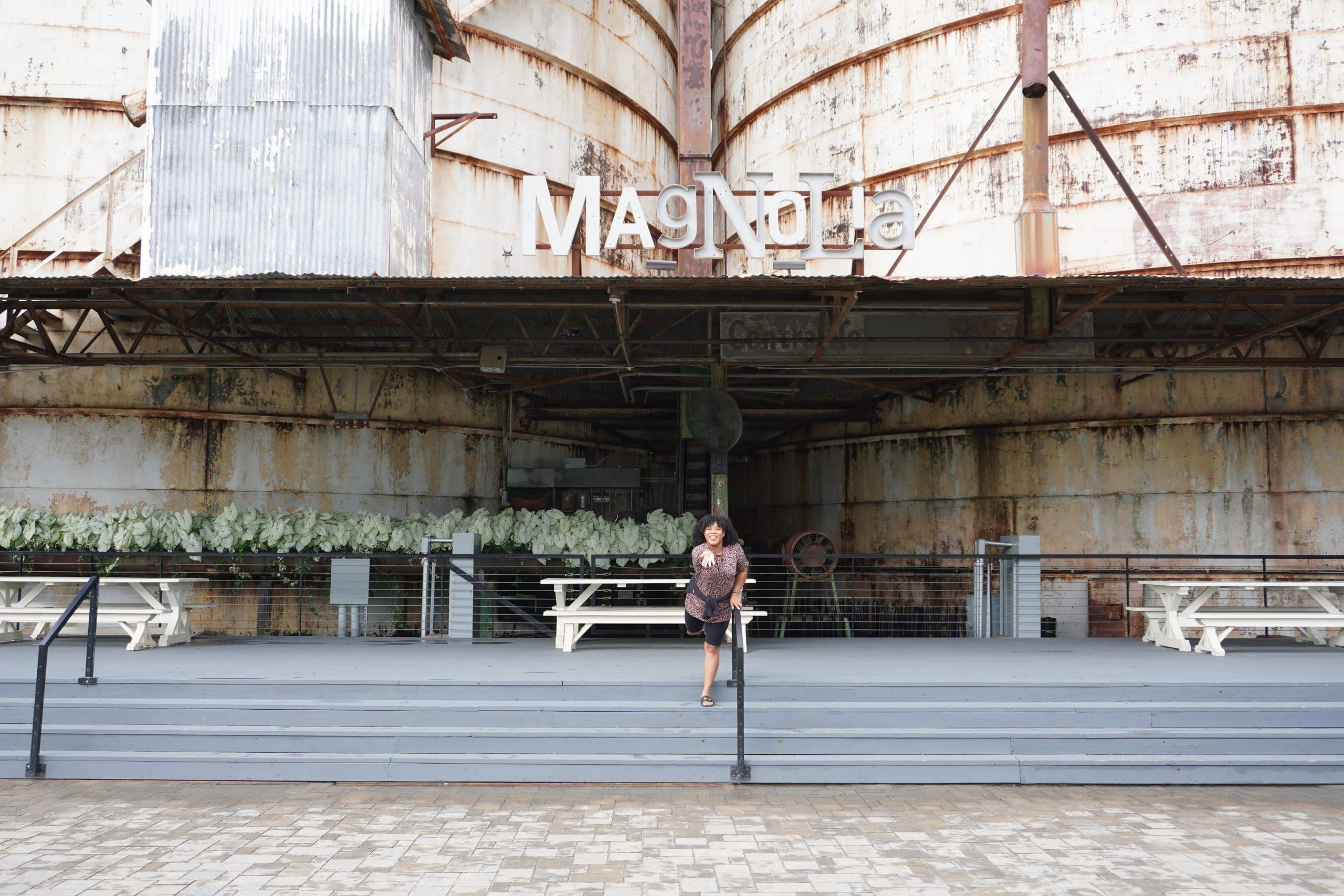 Waco Family Trip_Magnolia Silos