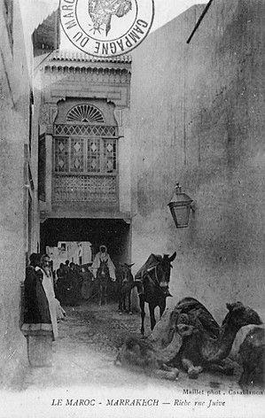 Riche rue juive
