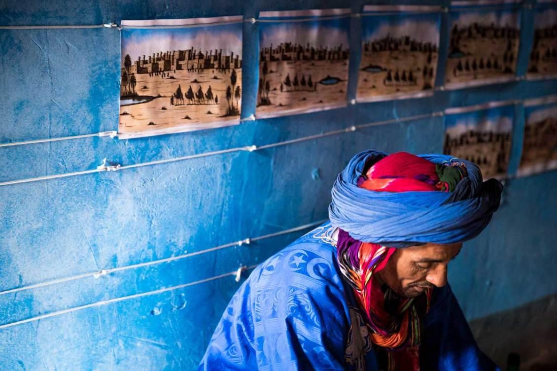 Marrakech to Merzouga desert tours