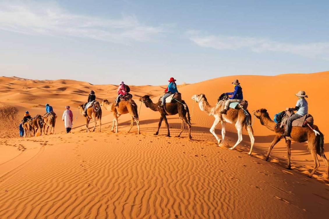 Shared desert tours from Marrakech
