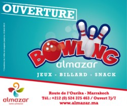 bowling Almazar Marrakech