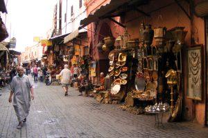 Marrakech y Desierto