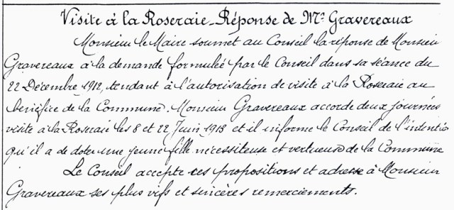 1913-03-06 Ville de L'Hay - Visite a la Roseraie_wp