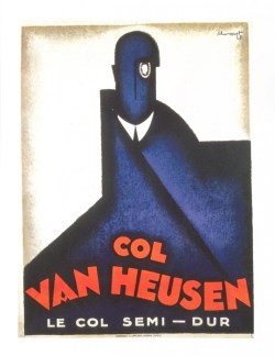 1928 Van-Heusen - Affiche Charles Loupot (JLM)_wp