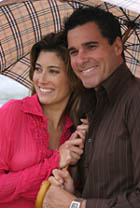 Couple Umbrella