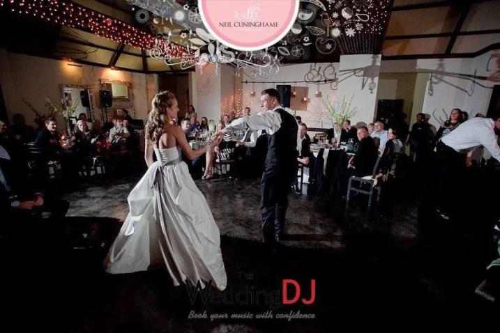 Dancing Neil Cuninghame