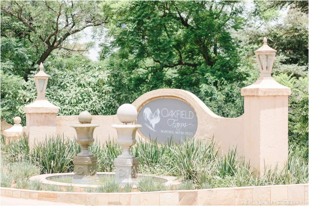 Wedding venues in Muldersdrift