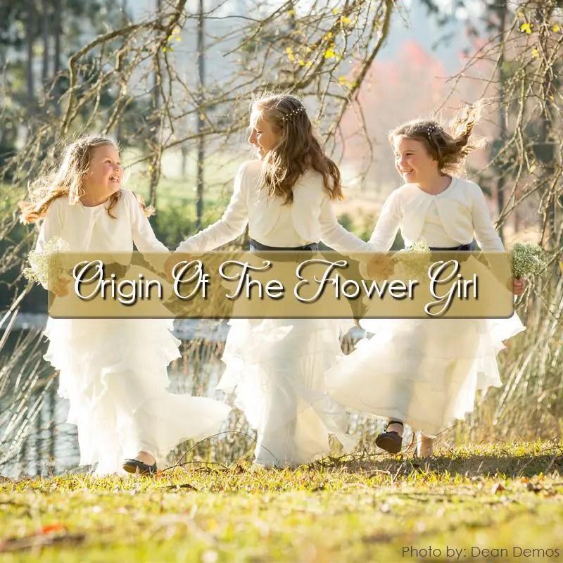THE ORIGIN OF THE FLOWER GIRL