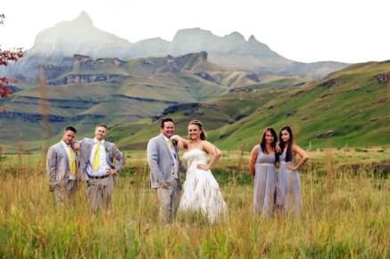Drakensberg Wedding Venue