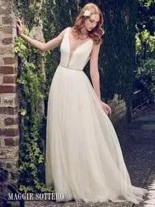 Summer Bridal wear