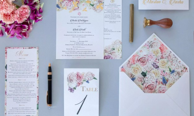 ISHK Wedding Stationery & Props