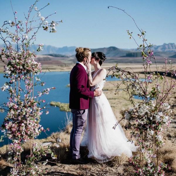 The 5 Senses wedding experience