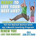 Renew YOU, Love Your Marriage!