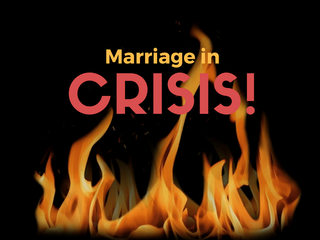 A Marriage In Crisis