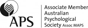 Associate Member Australian Psychological Society (APS) logo