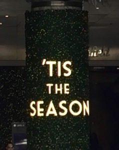 Tis the Season ...