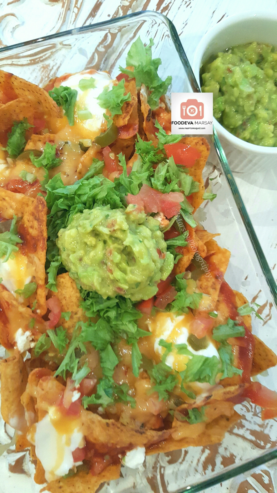 Nachos are Ready to enjoy...
