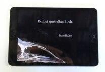 Emma Lindsay: Extinct Australian Birds: Fieldwork, 2013, eBook
