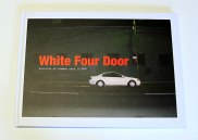 Peter Nelson: WHITE FOUR DOOR , 2013, A4 hardcover
