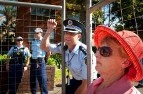 Police negotiation