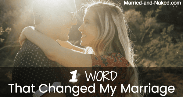 accountability in marriage