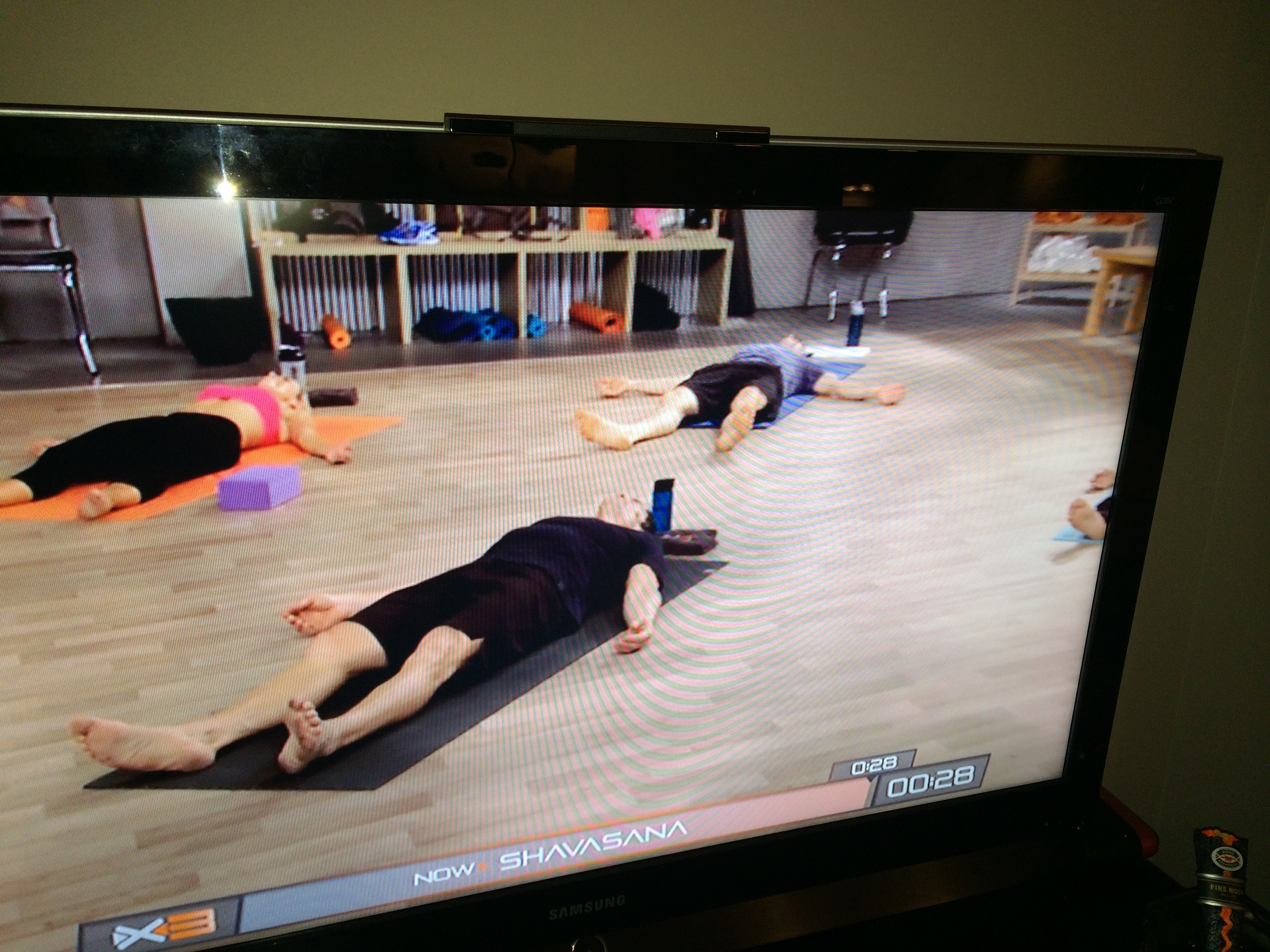 P90x3 Yoga Review