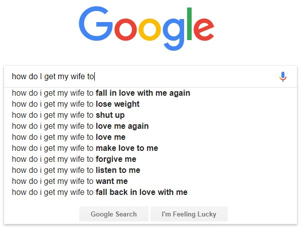 """""""How Do I Get My Wife To"""" / """"How Do I Get My Husband To"""" 3"""