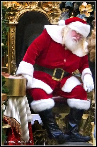 Lawd Have Mercy, He Hot!-Santa Claus (2/6)