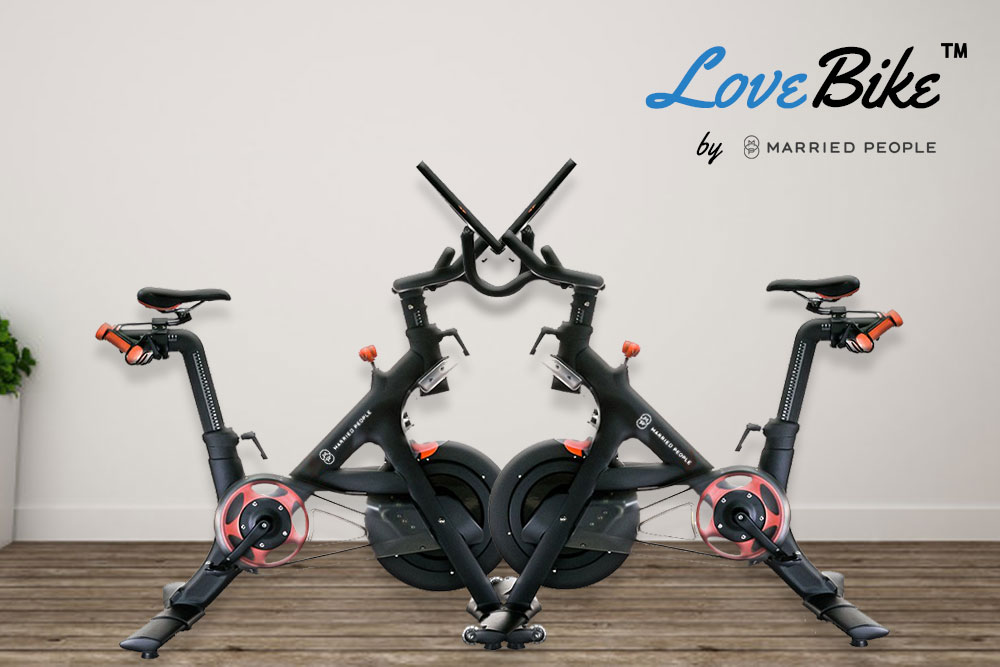 Introducing the Newest Innovation in Marriage—the Love Bike