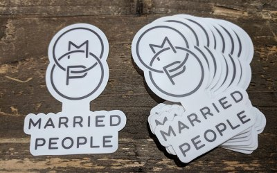 Using Swag to Promote Your Marriage Ministry