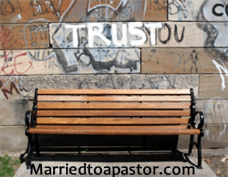 trust and the senior pastors wife