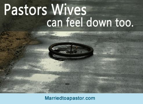Depressed Pastor's Wife