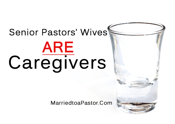 Caregiver burnout and senior pastors wives