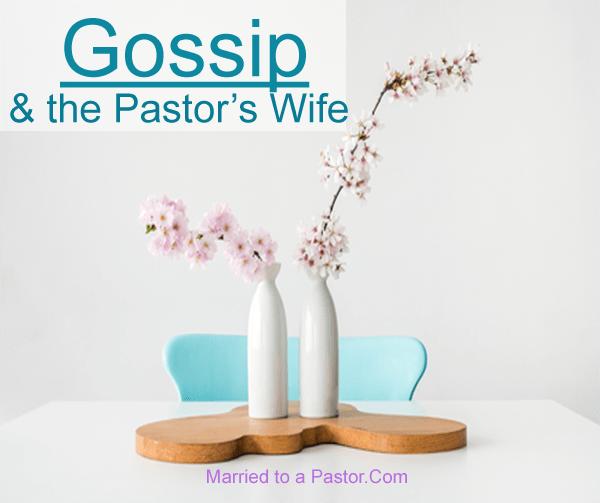 Pastor's Wife and Gossip