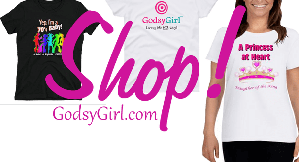 Christian women's apparel featuring Christian tshirts and gifts for Christian women