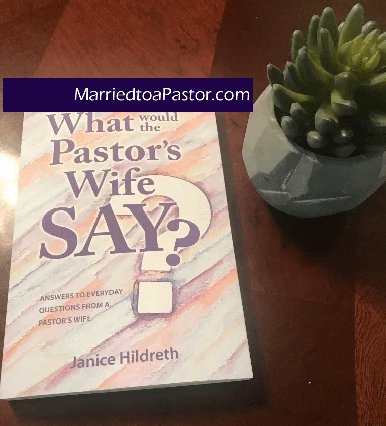 The struggles of pastors wives Being a pastor's wife can be quite challenging at times. It's also a blessing being a pastor's wife. This pastors wives blog is committed to offering help and support for you.