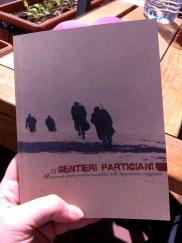 Sentieri Partigiani book