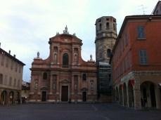 piazza san prospero, Reggio