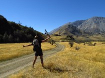 Ready-hitch, a newly embraced way of traveling the Te Araroa.
