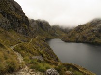 Harris Lake, Routeburn.