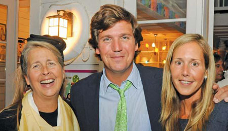 Tucker Carlson; see his Married life with Wife Susan ...